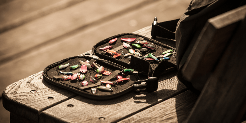 what does fishing tackle cost