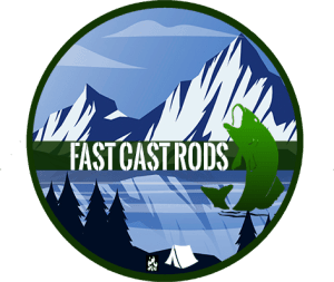 fast cast rods logo