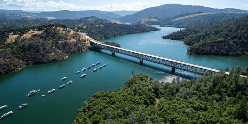 lake oroville ca fishing